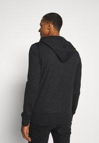 AllSaints - ZIP HOODY - Cardigan - shadow grey marl - 2