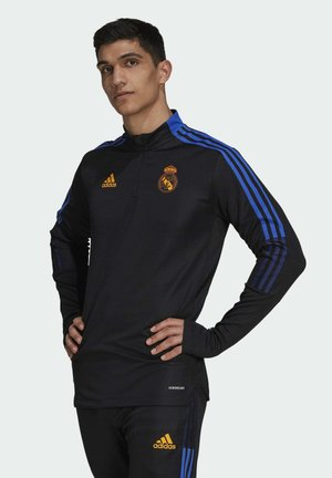 REAL MADRIS TR TOP - Club wear - black