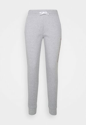 BIG LOGO - Tracksuit bottoms - grey