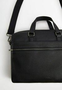 Mango - GRAIN - Briefcase - schwarz - 3