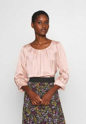 DOT BLOUSE ACTIVE - Blouse - light pink