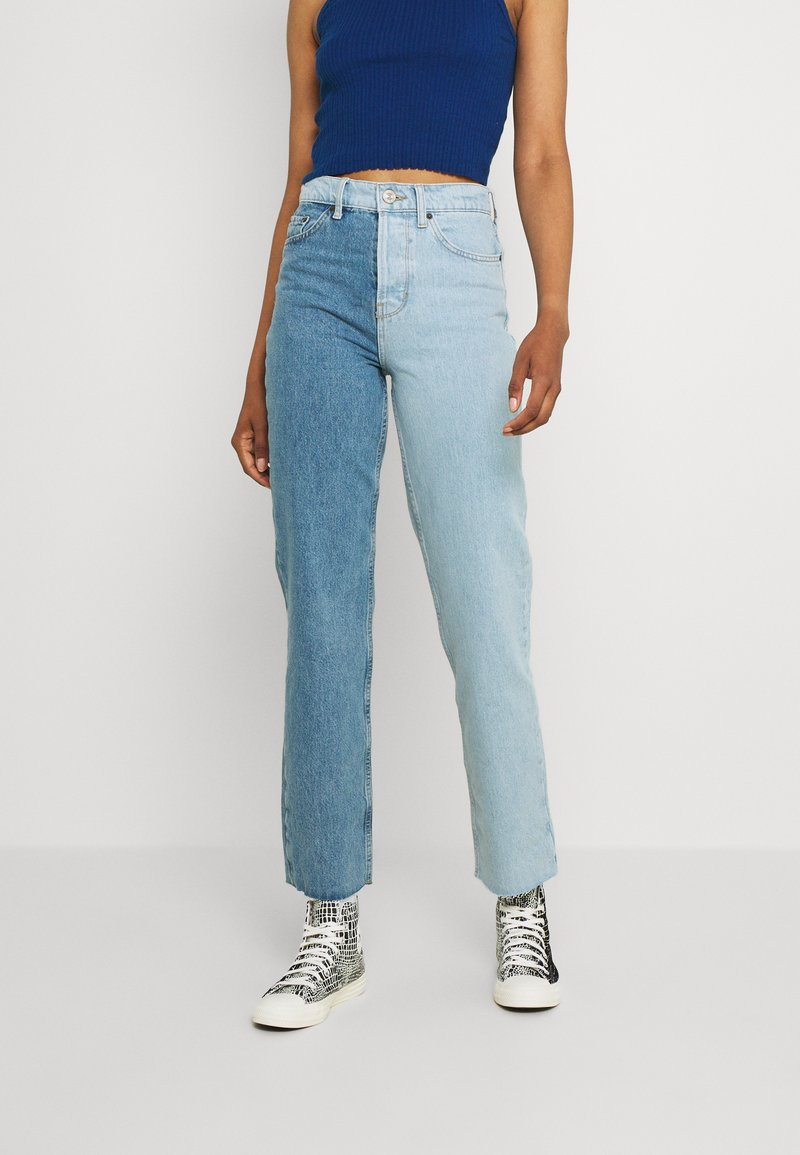 BDG Urban Outfitters - TWO TONE PAX - Relaxed fit jeans - summer blue