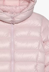 Polo Ralph Lauren - OUTERWEAR JACKET - Bunda zprachového peří - hint of pink - 4