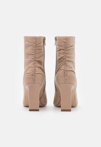 Zign - High heeled ankle boots - nude - 3