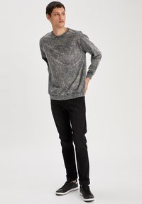 DeFacto - Jeans slim fit - black - 4