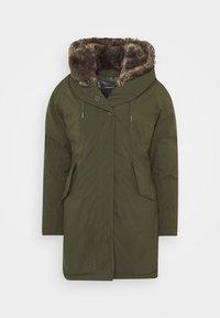 Canadian Classics - LANIGAN TECH - Zimní kabát - army - 5