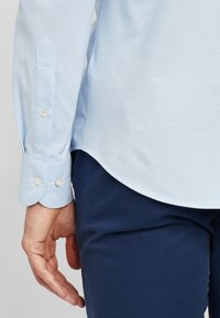 PROFUOMO - JAPANESE KNITTED - Shirt - blue - 4
