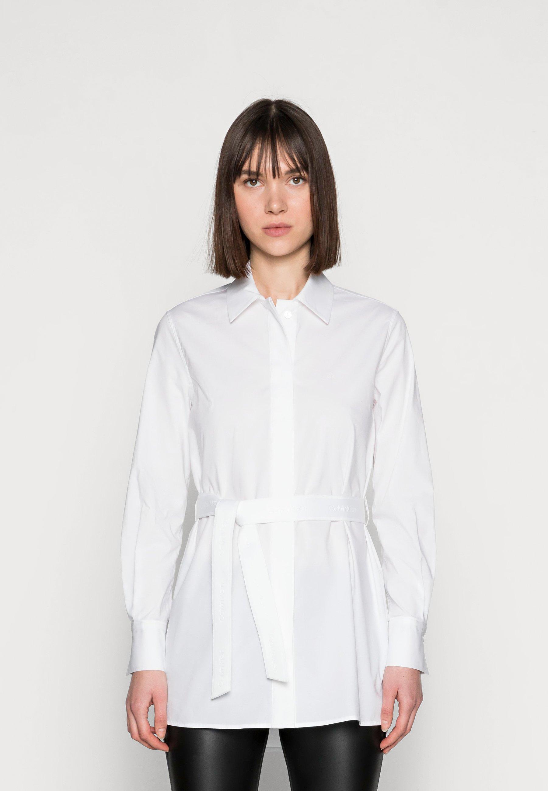 Damen WRAP - Hemdbluse
