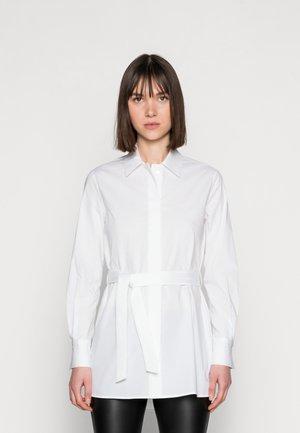 WRAP - Button-down blouse - white