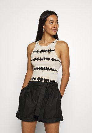 STELLA PRINTED TANK - Topper - grey