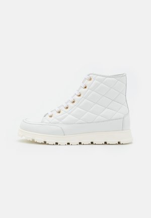 NINJA VITAMINIC - Sneakers hoog - bianco