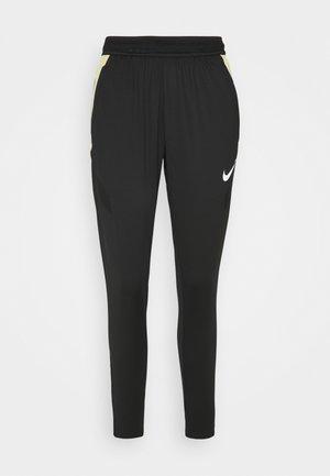 PANT - Teplákové kalhoty - black/saturn gold/black/white