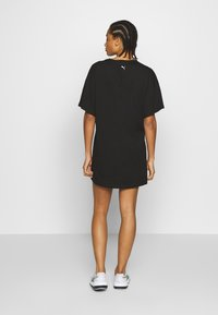 Puma - REBEL LIGHT WEIGHT TEE DRESS - Vestido de deporte - black - 2