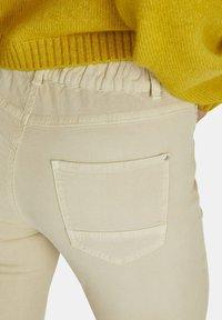 Angels - Slim fit jeans - sand - 5