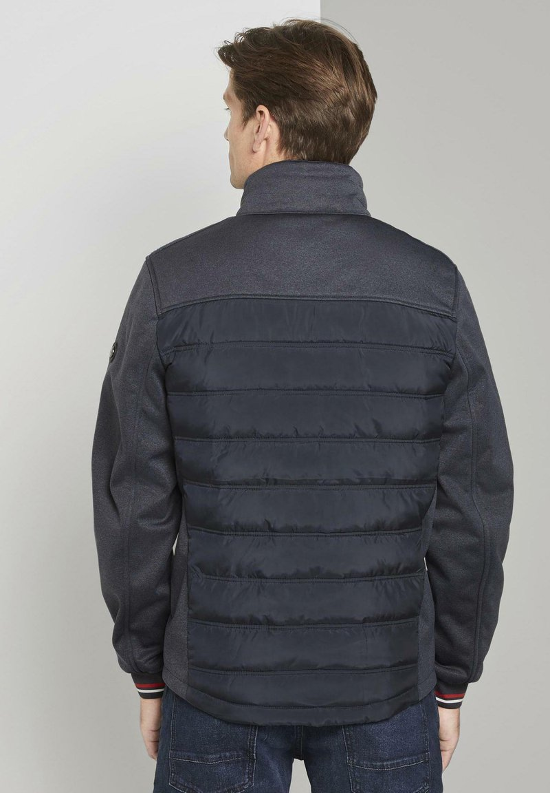 TOM TAILOR Winterjacke - sky captain blue/dunkelblau DHoRXh
