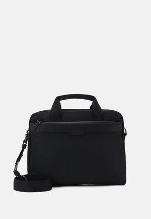 LUXOWN DOC CASE UNISEX - Laptop bag - black