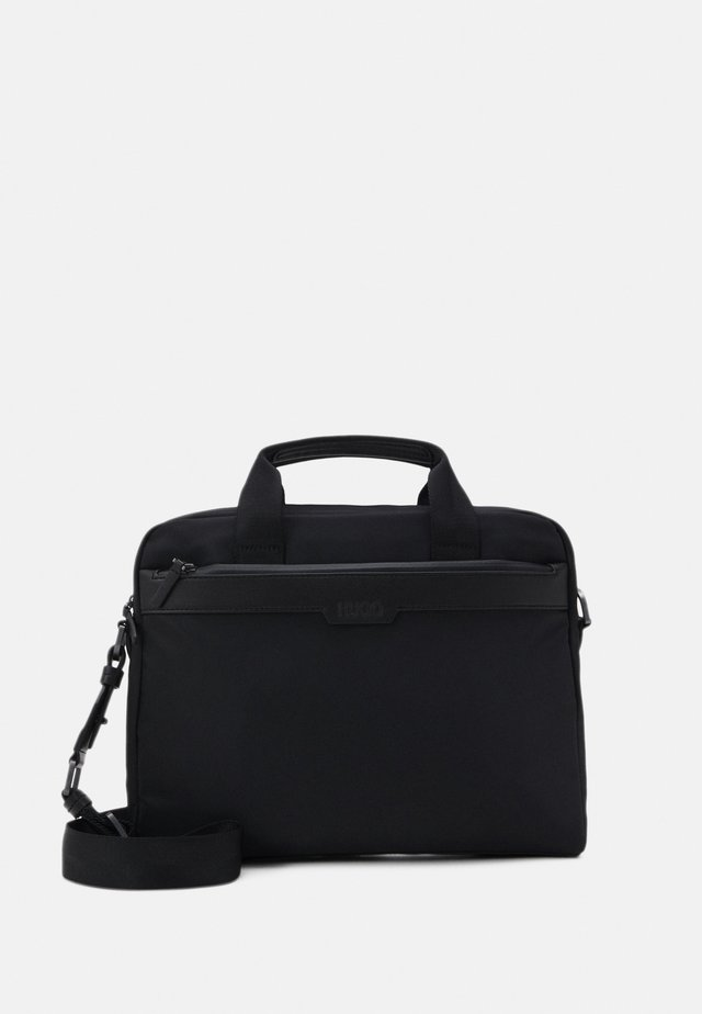 LUXOWN DOC CASE UNISEX - Borsa porta PC - black