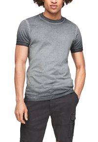 Q/S designed by - Basic T-shirt - grey - 6