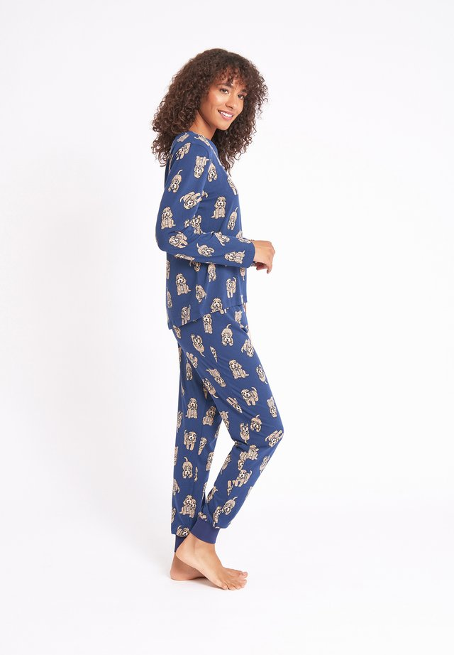 SET - Pyjamas - blue