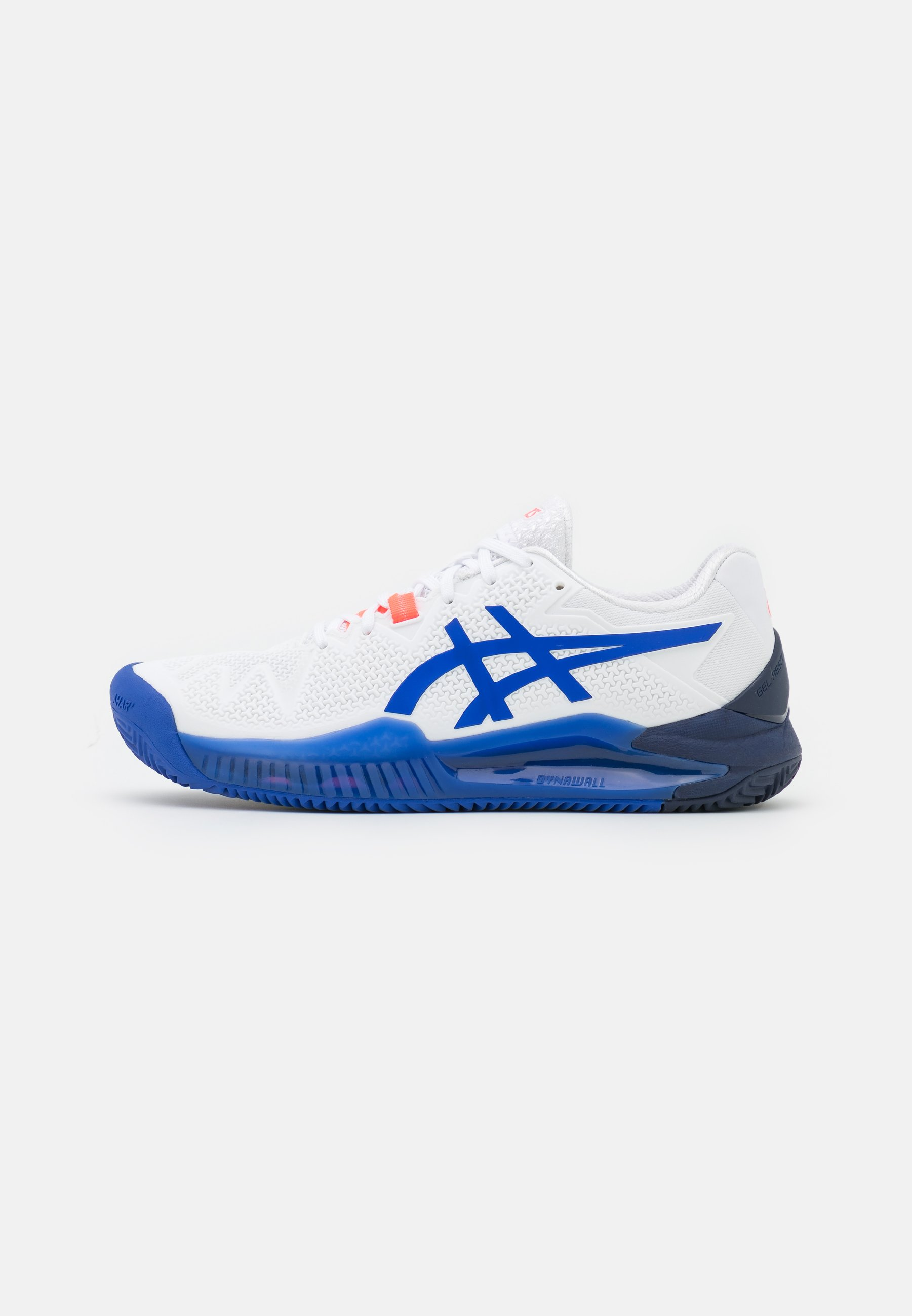 Women GEL-RESOLUTION 8 CLAY - Clay court tennis shoes