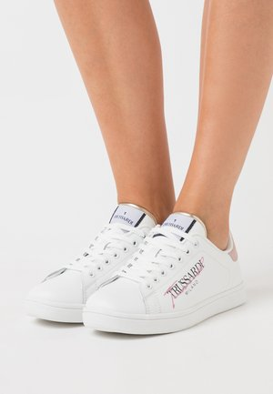 GALIUM - Trainers - white/pink
