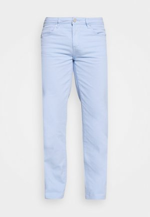 AFTERMATH STRAIGHT LEG TROUSER - Jeans a sigaretta - light blue