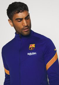 Nike Performance - FC BARCELONA DRY SUIT  - Equipación de clubes - deep royal blue/amarillo - 5