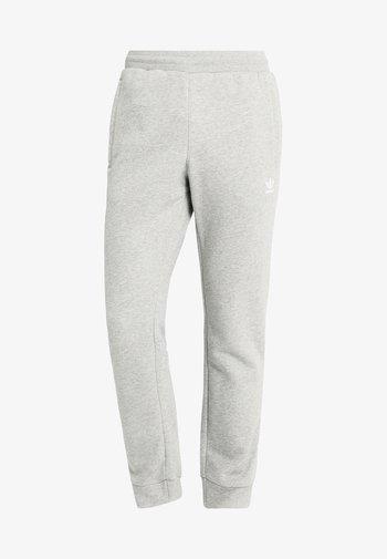 TREFOIL PANT UNISEX - Tracksuit bottoms - mottled grey