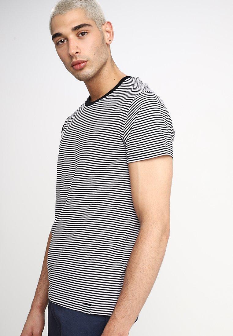 Mads Nørgaard - FAVORITE MINI THOR - T-Shirt print - black/white