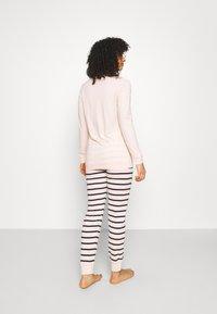 Schiesser - Pyjamas - zartrosa - 2