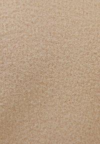 Bershka - MIT KNOPFVERSCHLUSS - Cardigan - beige - 5