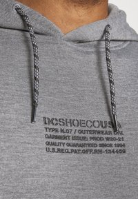 DC Shoes - VERSE - Hoodie - frost gray - 5