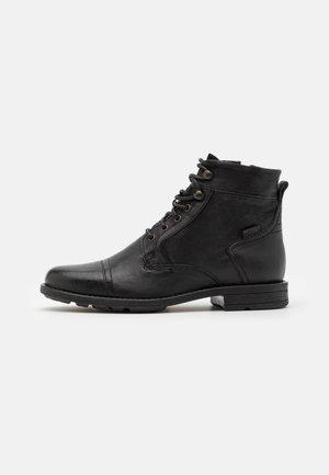 REDDINGER - Lace-up ankle boots - regular black