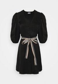 ROUSETTI - Day dress - noir