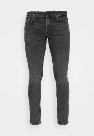 ONSLOOM WASH  - Džíny Slim Fit - black denim