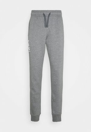 RIVAL MULTILOGO - Joggebukse - pitch gray light heather