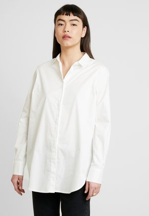 ARTHUR - Button-down blouse - off white