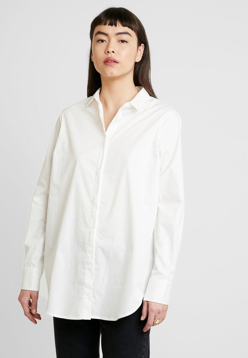 Modström - ARTHUR  - Button-down blouse - off white