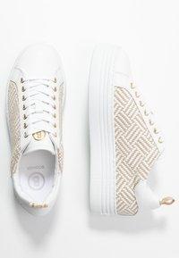 Bogner - ORLANDO - Sneakersy niskie - white - 3