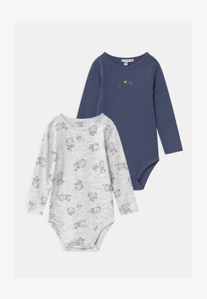 BOY 2 PACK - Body - blue indigo