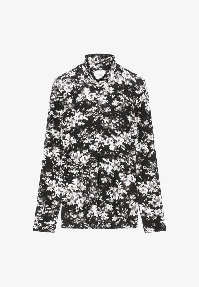 Bluzka z długim rękawem - multi/black