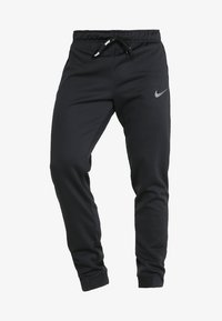 Nike Performance - THERMA SPHERE PANT - Tracksuit bottoms - black/anthracite/hematite - 5