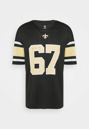 NFL NEW ORLEANS ICONIC FRANCHISE SUPPORTERS - Fanartikel - black
