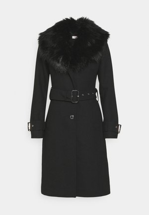GVERA - Classic coat - noir