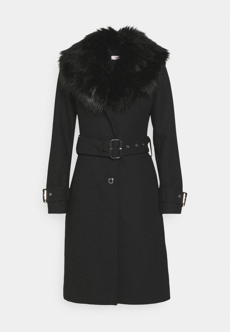 Morgan - GVERA - Klasický kabát - noir