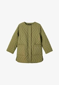 Name it - Winter jacket - green - 0