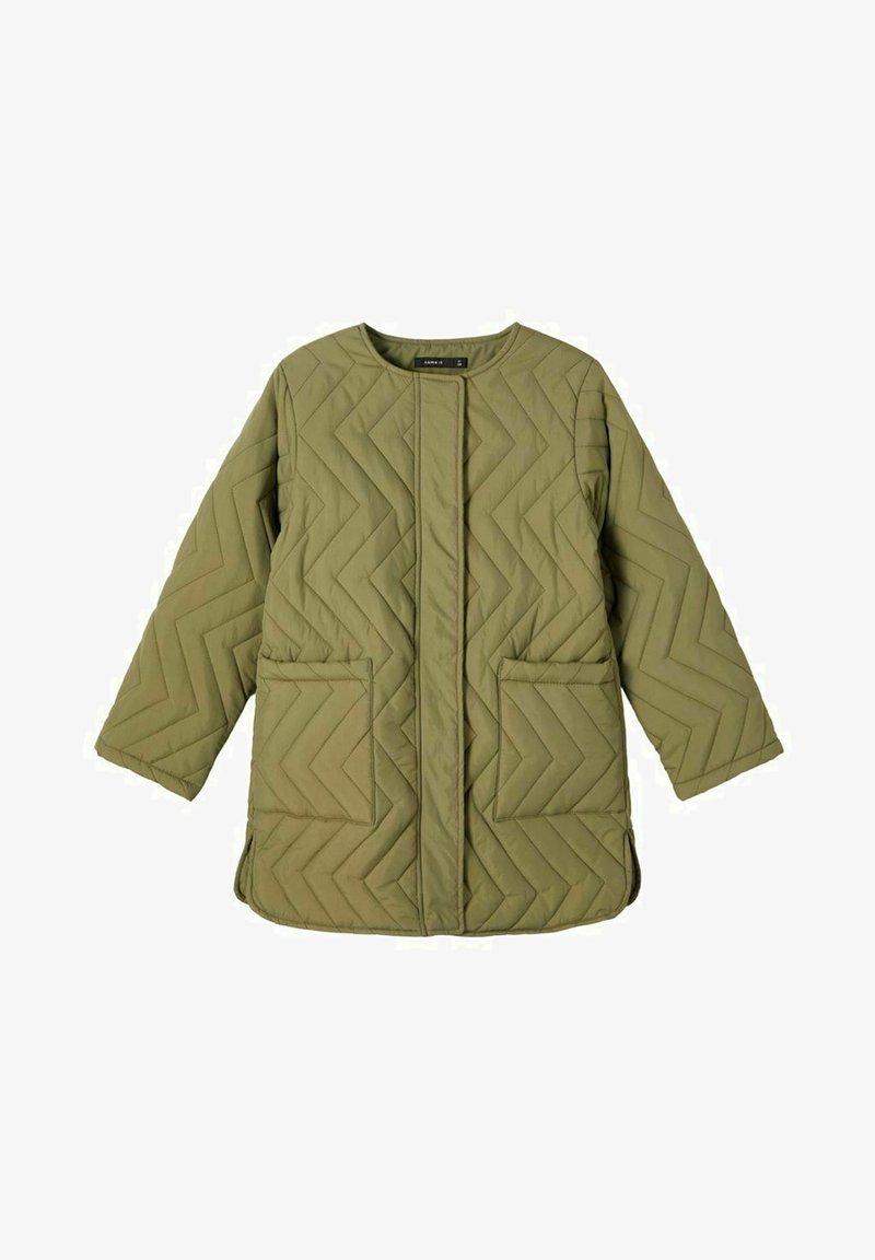 Name it - Winter jacket - green