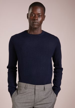 MENS CREW NECK SWEATER - Jumper - dark navy