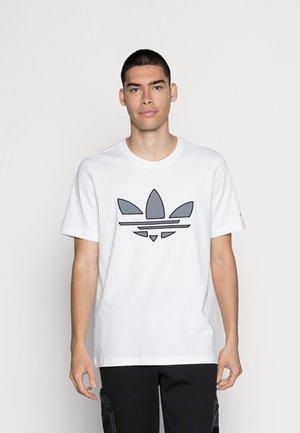 ADICOLOR - T-shirt con stampa - white
