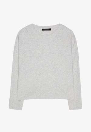 PULLOVER MIT RUNDAUSSCHNITT 07008596 - Pullover - dark grey